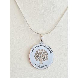 Medalla Árbol de la vida...